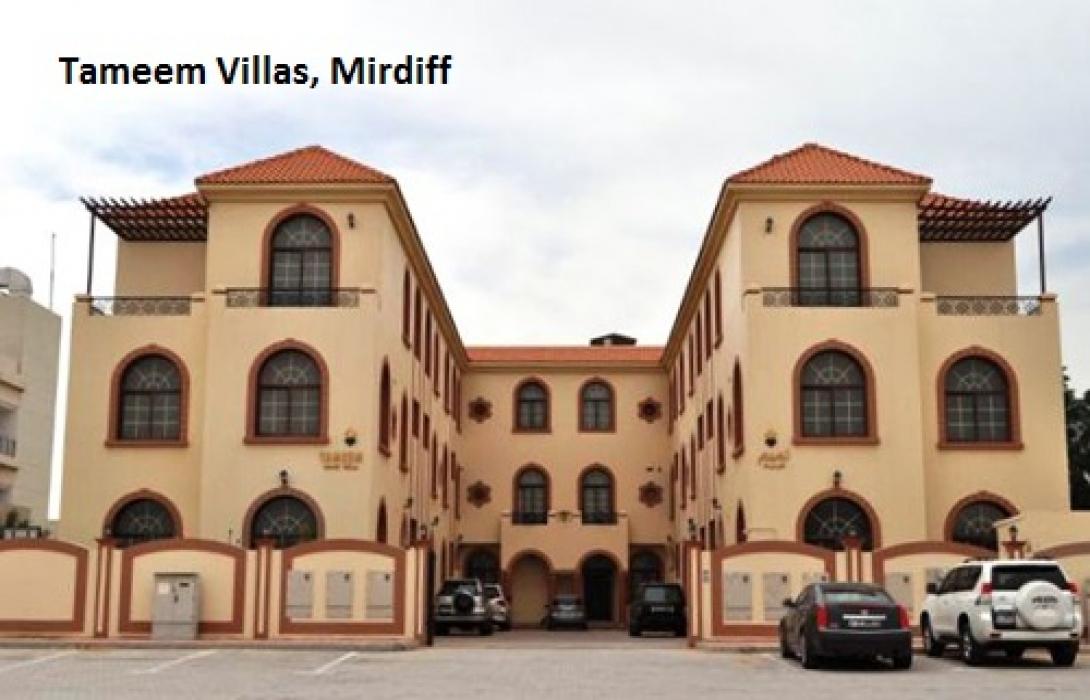 Tameem Villas, Mirdiff