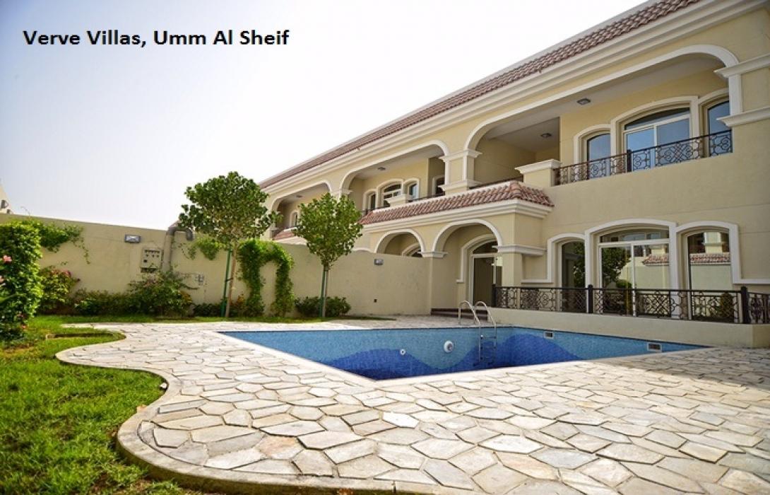 Verve Villas, Umm Al Sheif
