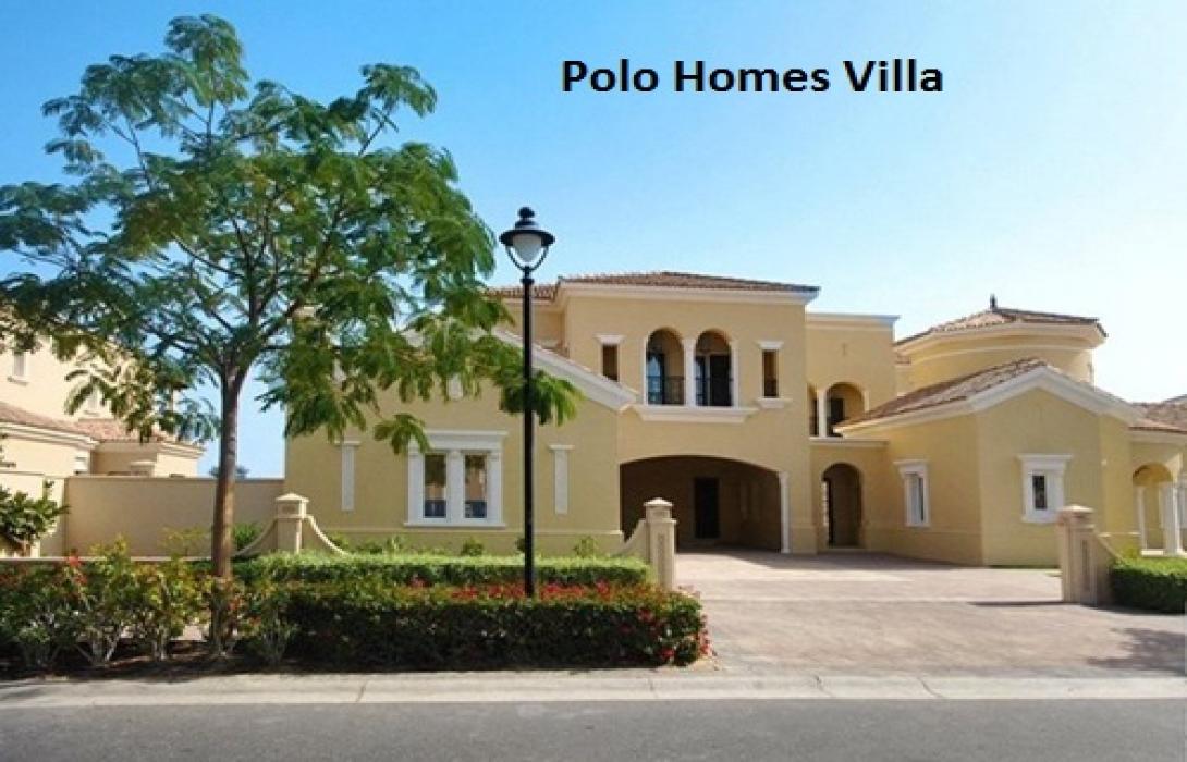 Polo Homes Villa