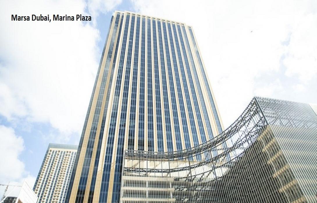 Marsa Dubai,Marina Plaza