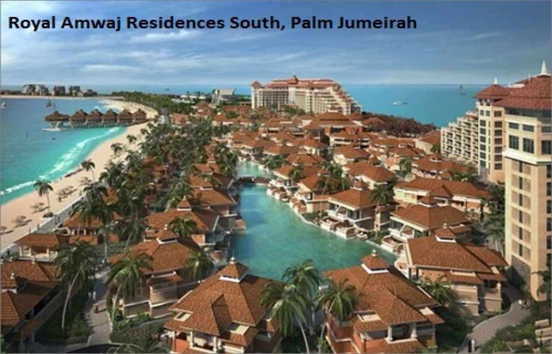 Royal Amwaj Residences South, Palm Jumeirah