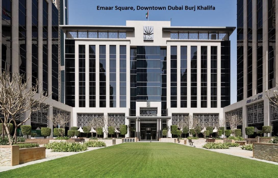 Emaar Square, Downtown Burj Khalifa