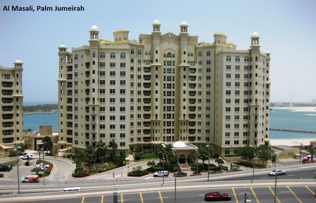 Al Masali, Palm Jumeirah