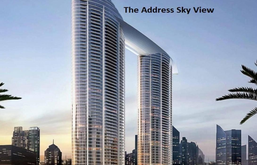 The Address Sky View