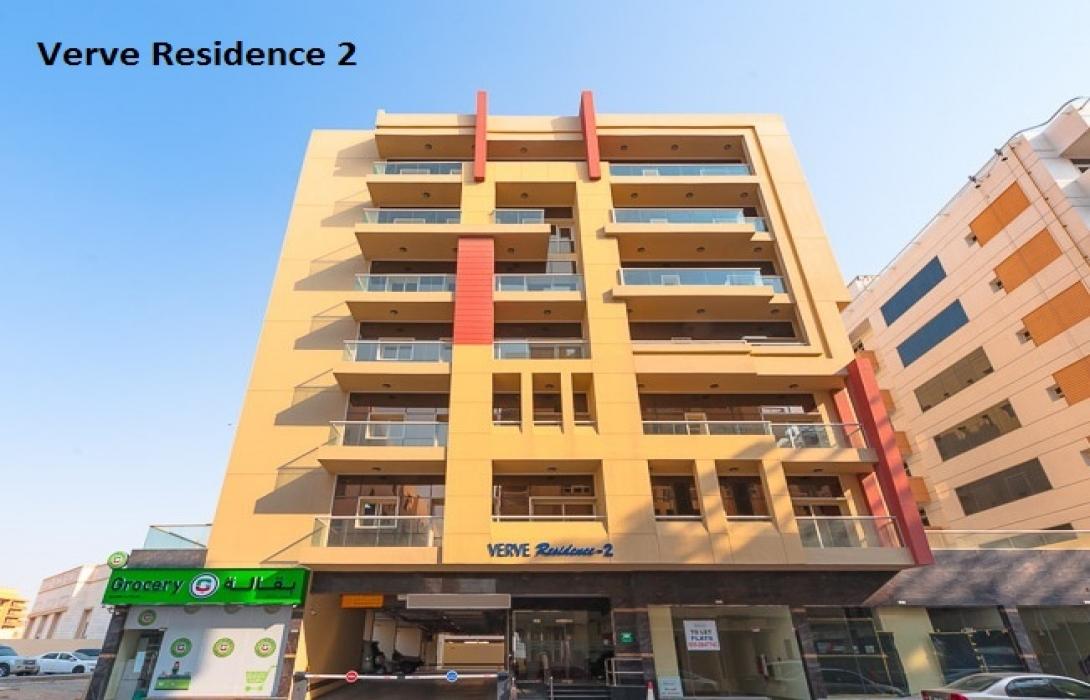 Verve Residence 2 - Al Warqaa