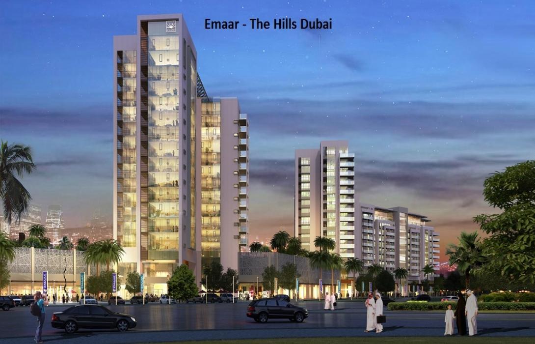 Emaar - The Hills Dubai