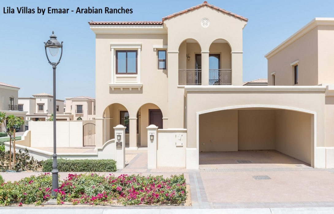 Lila Villas by Emaar - Arabian Ranches