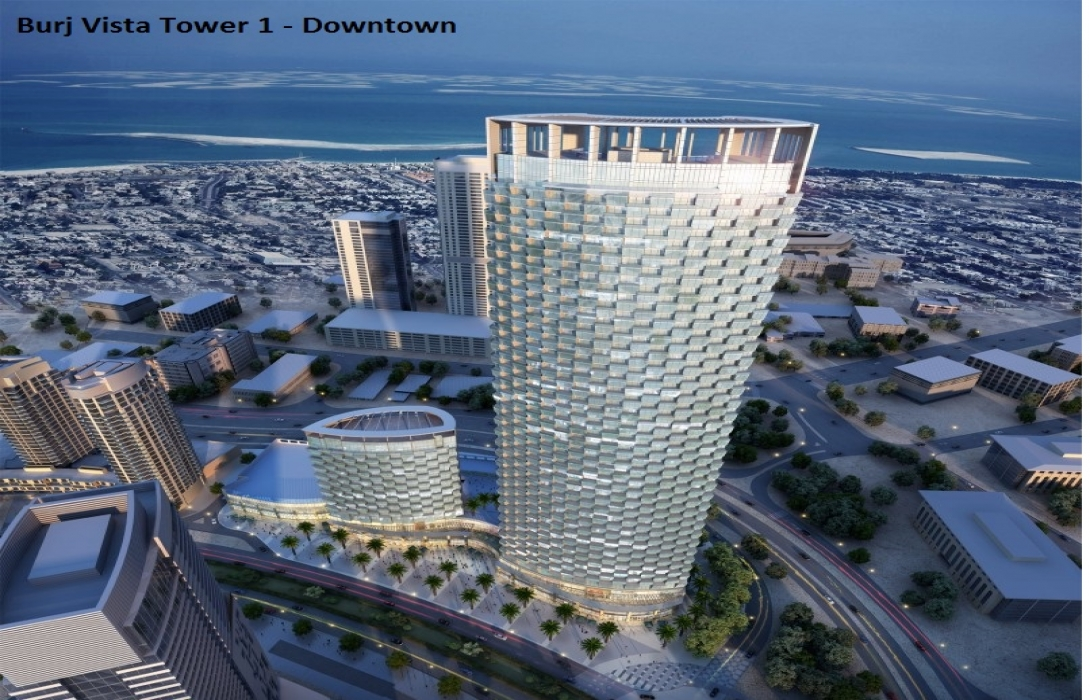 Burj Vista Tower 1 - Downtown