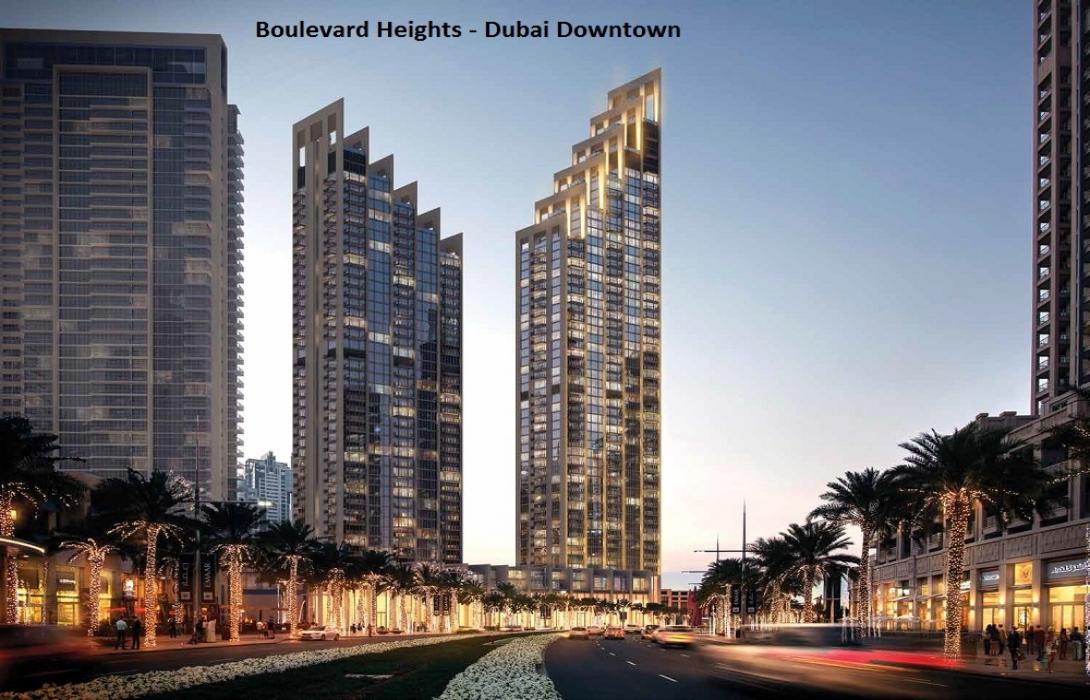 Boulevard Heights -Dubai Downtown